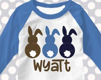 Easter svg, Bunny svg, three bunnies, DXF, EPS, kids easter svg, easter, bunny svg, eps, dxf, kids, Easter, monogram svg, rabbit svg, Kids