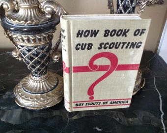 How Book of Cub Scouting BSA