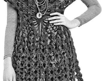 Ladies summer vest ,cardigans  crochet / custom