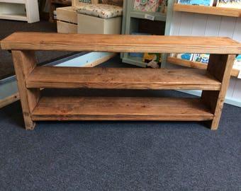 3 tier shoe rack storage tidy shelf stand bench organiser