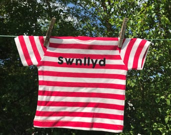 Swnllyd / loud baby t-shirt