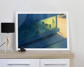 Supersam (A2 Fine Art Print)