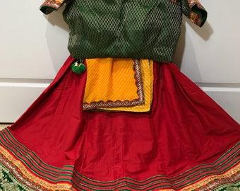Chaniya Choli/Readymade stitched/Garba Chaniya choli/ Navaratri Chaniya choli /Lehenga choli