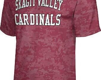 ProSphere Men's Skagit Valley College Digital Tech Tee (SVC)