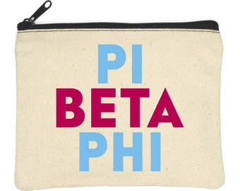 PI BETA PHI Bittie Bag