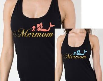 Mermom Shirt