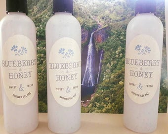 Shower Gels on Sale Blueberry or Hawaiian!!!