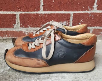 Vintage Dooney and Bourke Sneakers Made in Italy Size 7