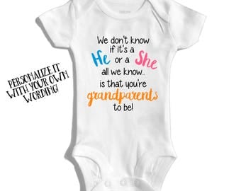 Pregnancy reveal to grandparents - Pregnancy announcement to grandparents - Pregnancy reveal to family - Grandma to be - Grandpa to be