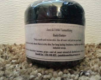 Wild Berry & Tulips Body Butter