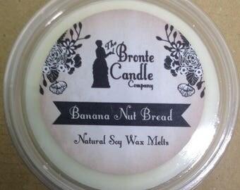 Banana Nut Bread Wax Melt Pots