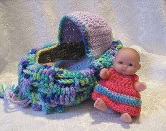 Baby and Basket Purse