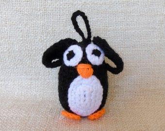 """Penguin Penguin crochet """"Pingouinnot the engaged"""""""