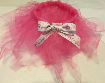 Princess Newborn Tutu Skirt |Tulle Skirt| Baby Shower