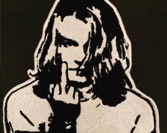 Boston George Iron Patch  Blow Johnny Depp