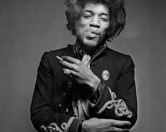 James Marshall Jimi Hendrix 10x8 Glossy Music Photo Promo Print Picture