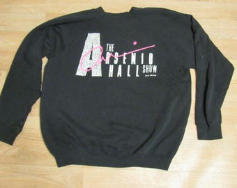 Vintage The Arsenio Hall Show sweater sweater shirt 80s