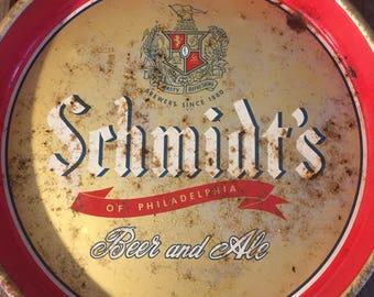 Schmidts Beer Plate