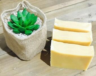 Tumeric & Citrus Luxe Soap Bar