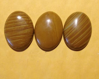 Brown Agate Cabachons
