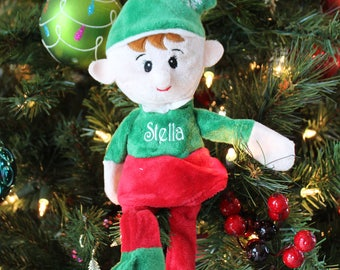 Plush Elf, Personalized Elf, Personalized Elves, Plush Elves, Cute Elf,Cute Elves