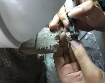 Extra Cost For Engraving, 2 USD per letter