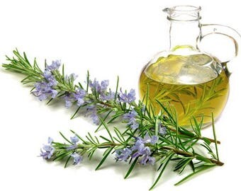 Organic Rosemary Herbal Oil / Apply Directly onto Skin, Hair, OR.. add to Your Favorite Formula!