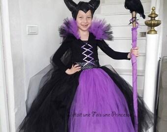 Witch tutu dress