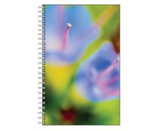 LUMINOUS - Spiral Notebook