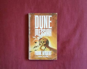 Frank Herbert - Dune Messiah (Berkley Medallion 1970)