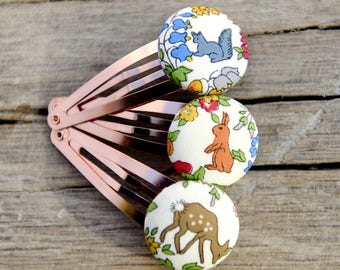 Liberty of London Hair Clips - hair accessories