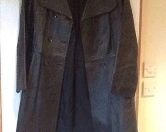 1970's leather coat