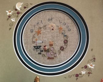 "Shepherd's Bush Counted Cross Stitch ""Gift of Love"" kit"