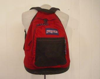 Jansport backpack   Etsy