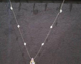 Swarovsky crystal necklace