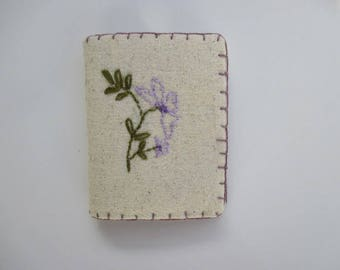 Needle Book/Needle Case/ Sewing Needle Holder