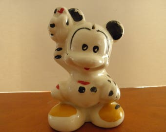Mickey Mouse 6.5inch Ceramic Bank