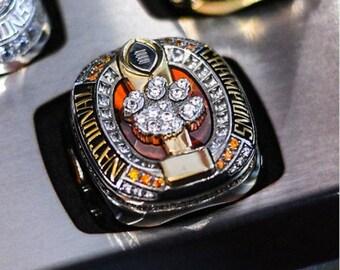 Clemson Tigers (2016) Replica NCAA Football National Championship Ring