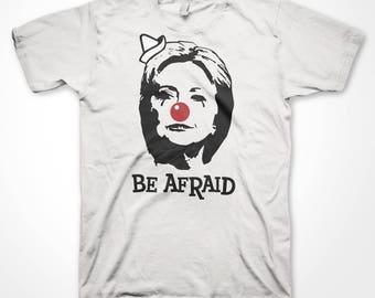 Hillary Clown Shirt