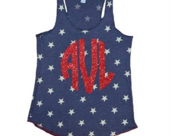 Star Racerback Tank Top