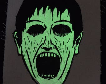 Glow-In-The-Dark Ghoul Patch