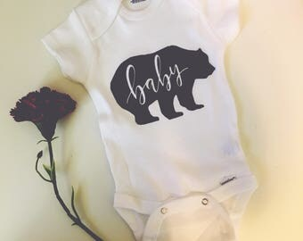 Baby Bear Shirts and Onesies