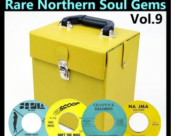 Searchin' for Soul Vol.9 - Rare Northern Soul Gems