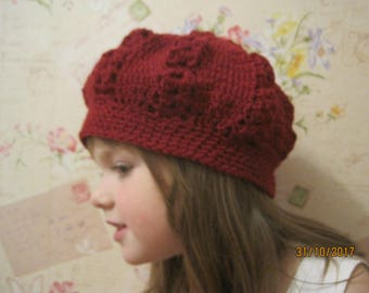 knitted hat for a woman/girl