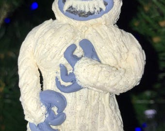 "Fan Art ""Bumble"", Rudolph's Abominable Snowman, Based-on Rudolph Claymation from 1964"