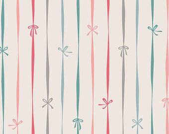 One Yard Cut - Bowtied - Little Town by Amy Sinibaldi for Art Gallery Fabrics -  Quilters Cotton