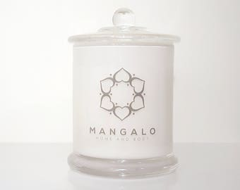 Liquorice and Mint Soy Candle