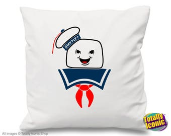 GhostBusters Stay Puft Marshmallow Man - Cushion/Pillow Cover