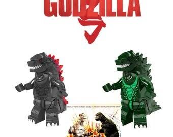 Gozillas or Custom made Horror Exorcist The Ring Jason Freddy Chucky Carrie Godzillas clock work orange guy