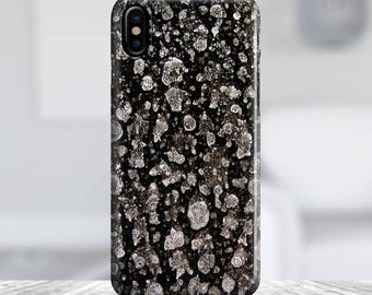 iPhone X Case Black Marble iPhone 6s Plus Case iPhone 10 Case iPhone 8 Case iPhone 8 plus Case  iPhone 7 Case Samsung s7 s8 s8+ Note 8 Gift